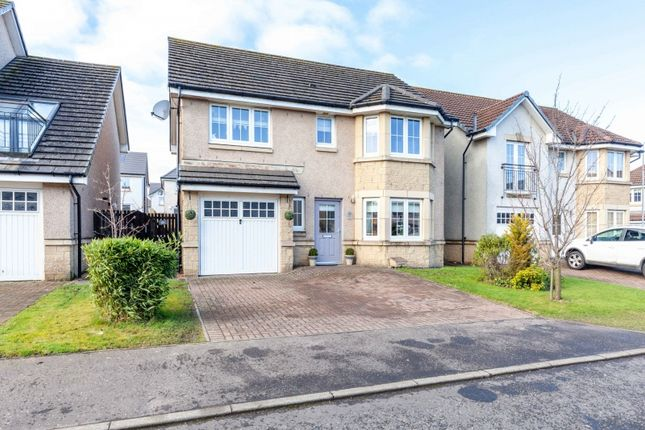 Thumbnail Detached house for sale in Gillespie Grove, Kirkcaldy, Fife
