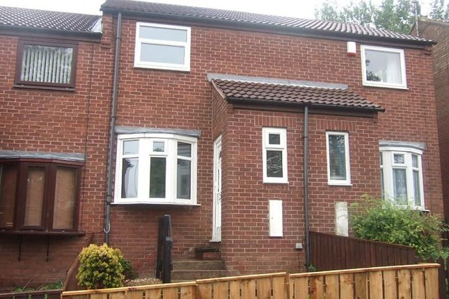 Thumbnail Town house to rent in The Sycamores, Guidepost, Choppington