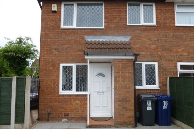 Thumbnail Town house to rent in Marsh Way, Penwortham, Preston