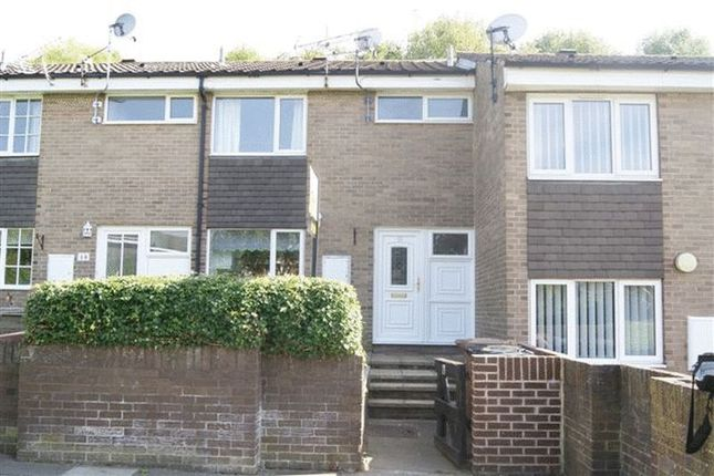 Thumbnail End terrace house to rent in Hadrian Court, Killingworth, Newcastle Upon Tyne