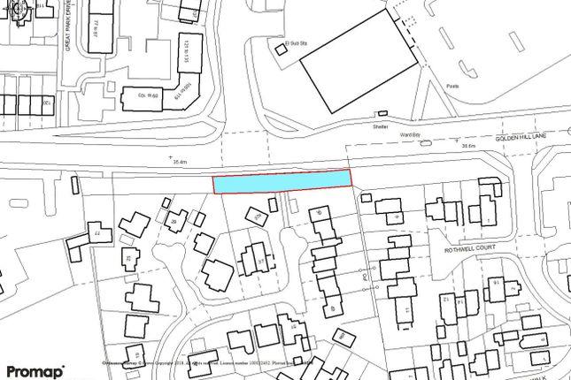 Thumbnail Land for sale in Golden Hill Lane, Leyland, Lancashire