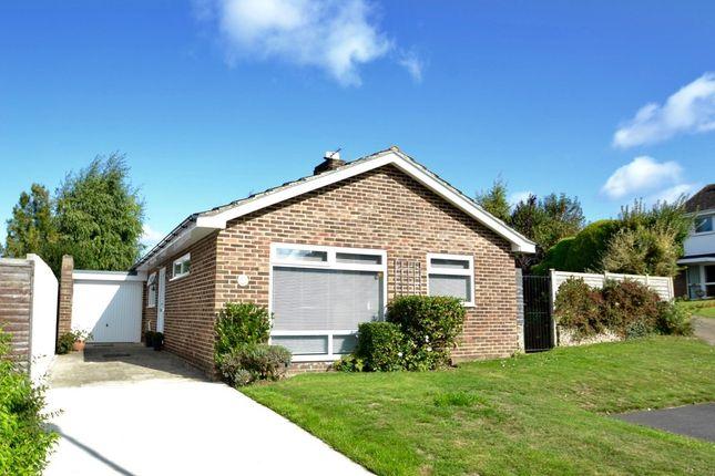 Thumbnail Detached bungalow for sale in Balliol Close, Tackley, Kidlington