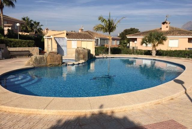 4 bed town house for sale in Benidorm, Alicante, Spain