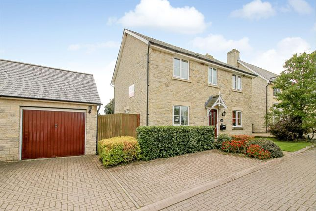 Thumbnail Detached house for sale in Chapel Meadows, Llangrove, Nr Ross-On-Wye