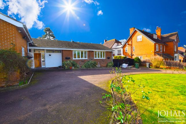 Thumbnail Bungalow to rent in Knighton Rise, Leicester