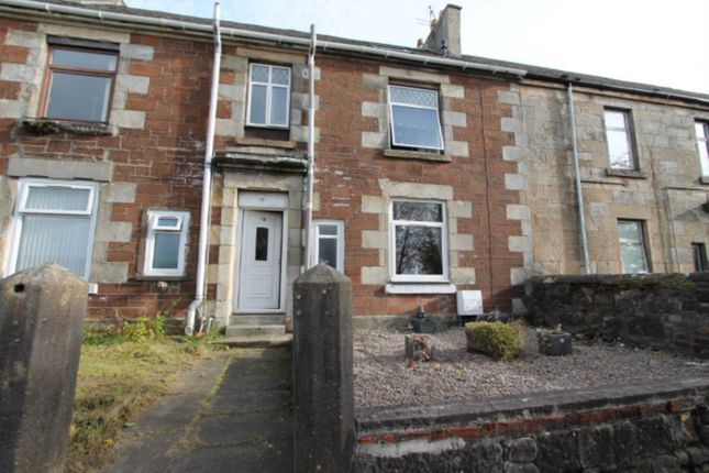 Thumbnail Flat to rent in Muirpark Terrace, Beith