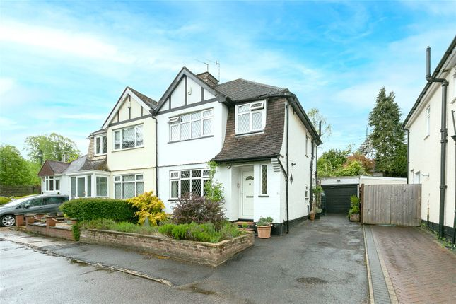 3 bed semi-detached house for sale in Ridgeway Close, North Kings Langley HP3
