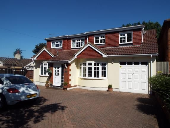 Thumbnail Detached house for sale in City Way, Rochester, Kent