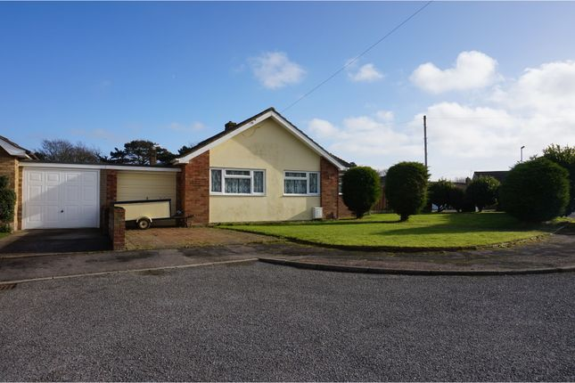 Thumbnail Bungalow for sale in Shelley Close, Great Yarmouth