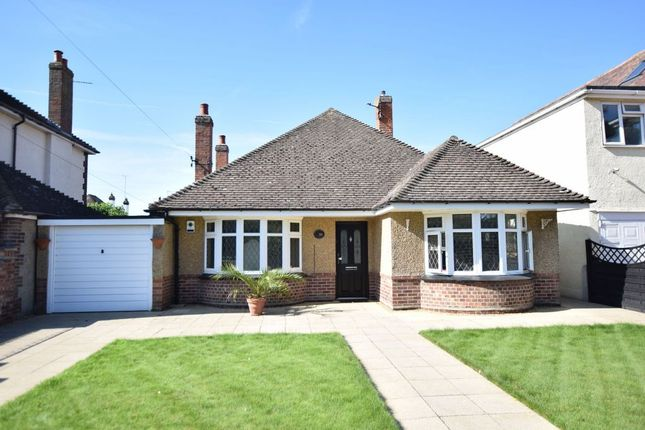 Thumbnail Detached bungalow for sale in Connaught Gardens West, Clacton-On-Sea