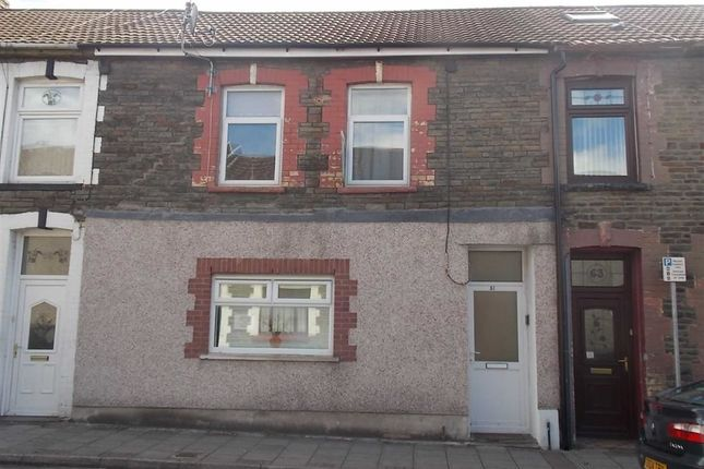 Thumbnail Flat for sale in Robert Street, Ynysybwl, Pontypridd
