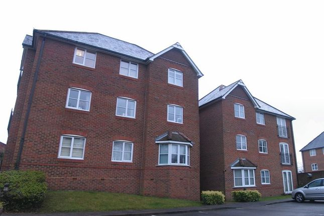 Thumbnail Flat to rent in Hamilton Place, Aldershot, Hants