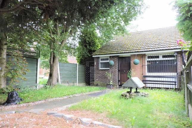 Thumbnail Bungalow for sale in Moorton Park, Burnage, Manchester