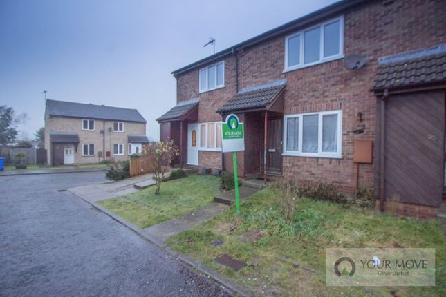 Thumbnail Property for sale in Harebell Way, Lowestoft