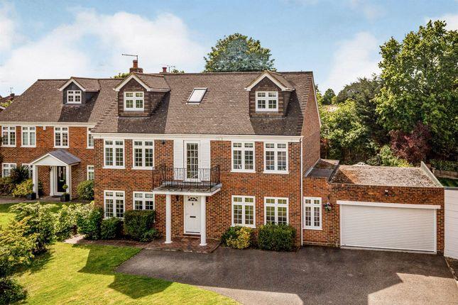 Thumbnail Detached house for sale in The Fairway, Burnham, Burnham Village
