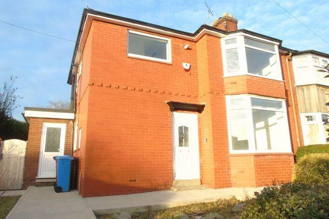Thumbnail Semi-detached house to rent in Wood Lane, Prescot