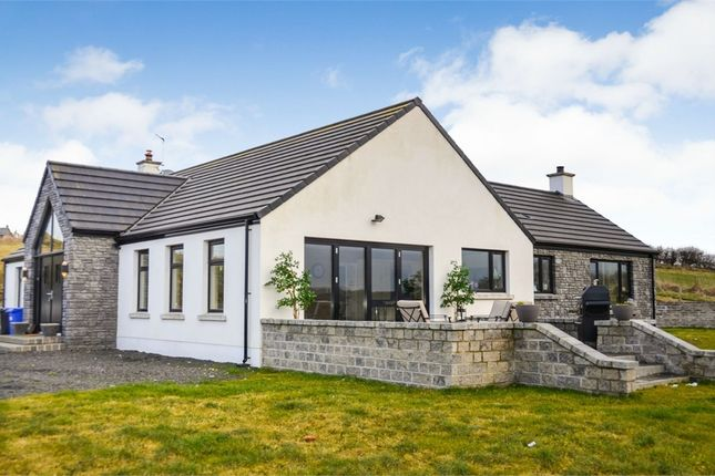 Thumbnail Detached bungalow for sale in Tamlaght Road, Rasharkin, Ballymena, County Antrim