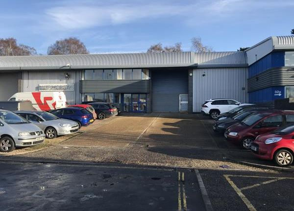 Thumbnail Warehouse to let in Wensum Point, Whiffler Road, Norwich