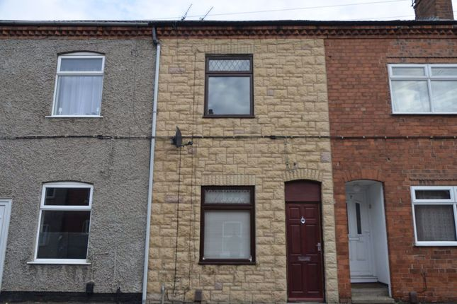 Thumbnail Terraced house to rent in Talbot Street, Pinxton, Nottingham