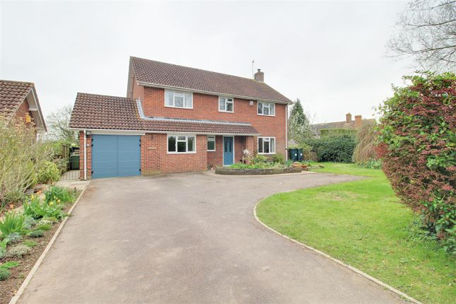 Thumbnail Detached house for sale in The Green, Ashleworth, Gloucester