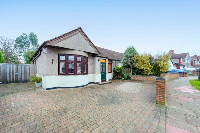 Thumbnail Bungalow for sale in Blenheim Road, Sidcup