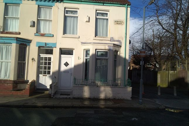 Thumbnail Terraced house for sale in Birstall Road, Liverpool