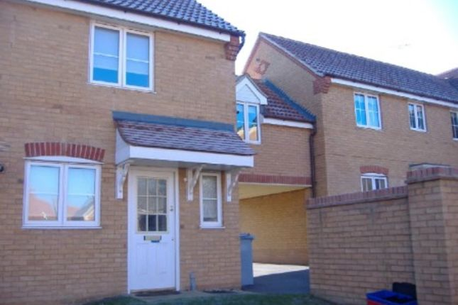 Thumbnail Semi-detached house to rent in Tailby Avenue, Kettering