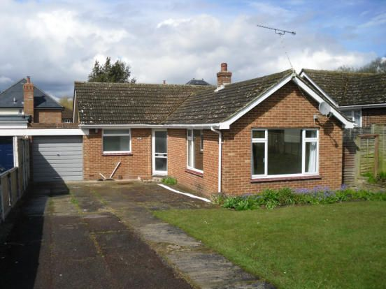 Detached bungalow to rent in Barrow Hill Rise, Sellindge