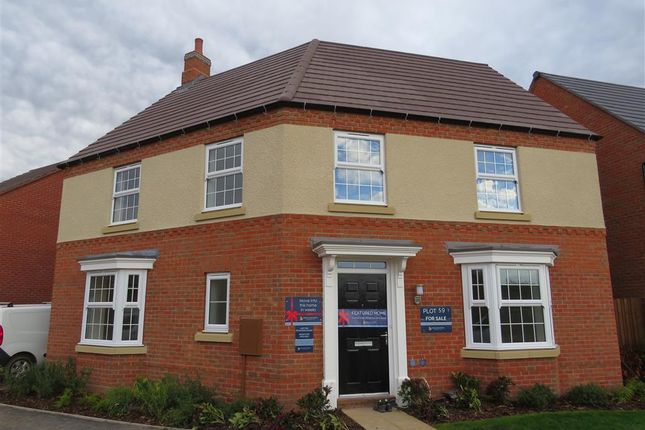 Thumbnail Detached house for sale in Willow Road, Barrow Upon Soar, Loughborough