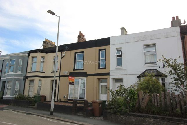 4 bed terraced house to rent in Cheltenham Place, Mutley