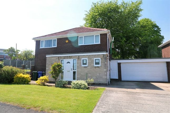Thumbnail Detached house for sale in Sedgefield Way, Mexborough, South Yorkshire