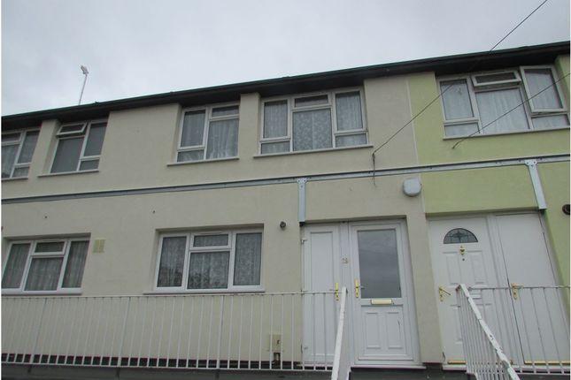 Thumbnail Maisonette to rent in Upton, Monkton Avenue, Weston-Super-Mare