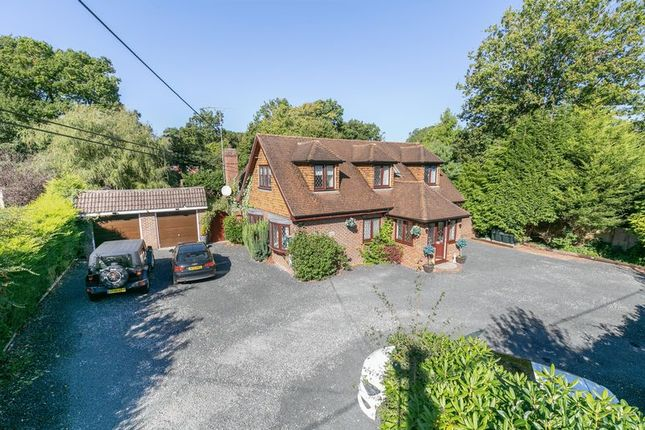 Thumbnail Detached house for sale in Felcot Road, Furnace Wood, West Sussex