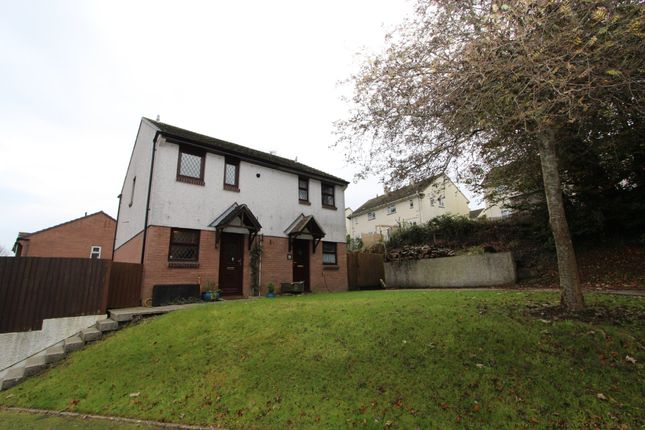 Thumbnail Semi-detached house for sale in Cedar Drive, Torpoint, Cornwall