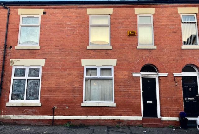 Thumbnail Shared accommodation to rent in Eades St, Salford
