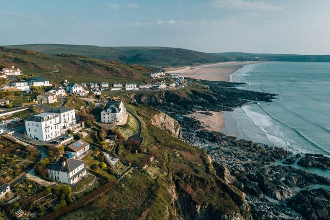 Thumbnail Detached house for sale in Mortehoe, Woolacombe