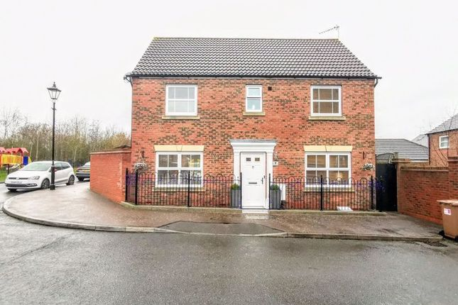 4 bed detached house for sale in Napier Road, Aylesbury HP19