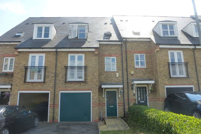 Thumbnail Town house for sale in Nottage Crescent, Braintree