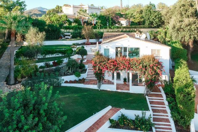 Thumbnail Villa for sale in Urbanización El Rosario, 29604 Marbella, Málaga, Spain