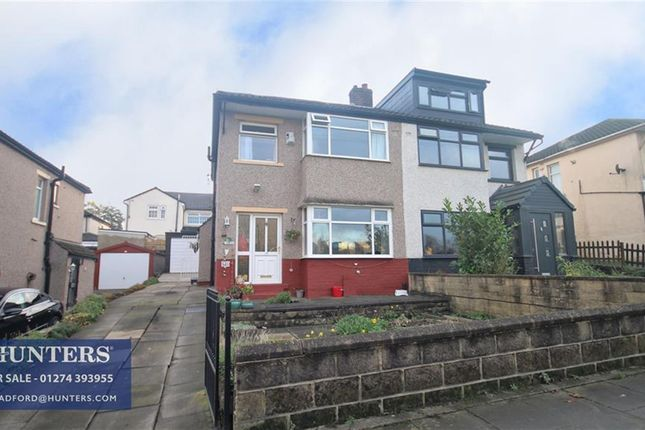 3 bed semi-detached house for sale in Heaton Park Drive, Bradford BD9