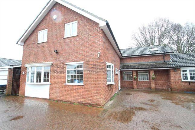 Thumbnail Detached house for sale in St. Michaels Close, Kesgrave, Ipswich