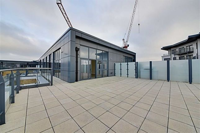 Thumbnail Flat for sale in Beaufort Square, Colindale, London