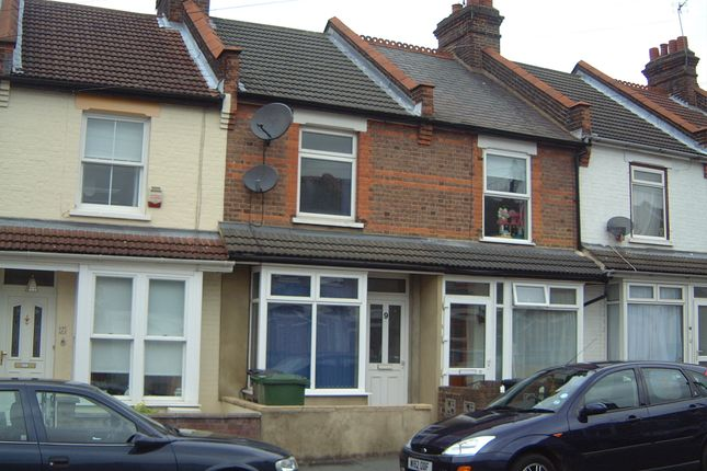Thumbnail Terraced house for sale in Southwold Road, Watford