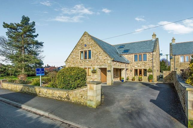 Thumbnail Detached house for sale in The Willows Goosnargh Lane, Goosnargh, Preston