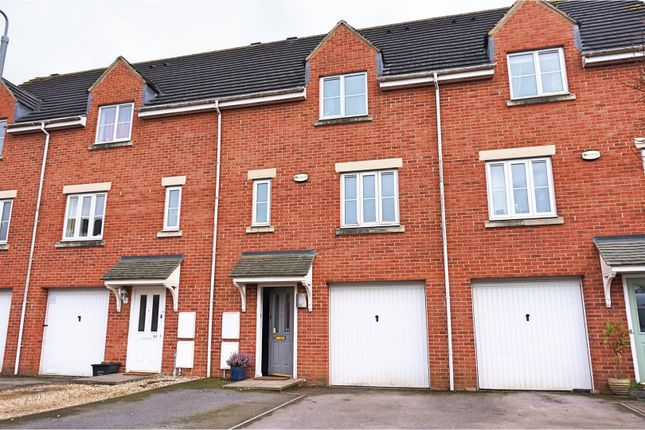 Thumbnail Terraced house for sale in Sprats Barn Crescent, Royal Wootton Bassett