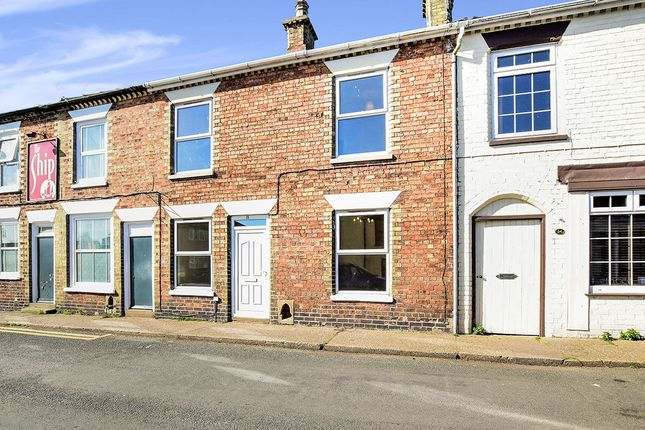 Thumbnail Terraced house to rent in Queen Street, Billinghay, Lincoln