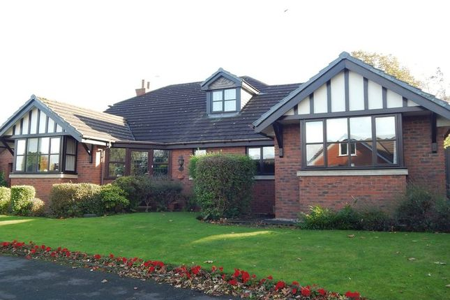 Thumbnail Detached bungalow for sale in Briar Croft, Longton, Preston