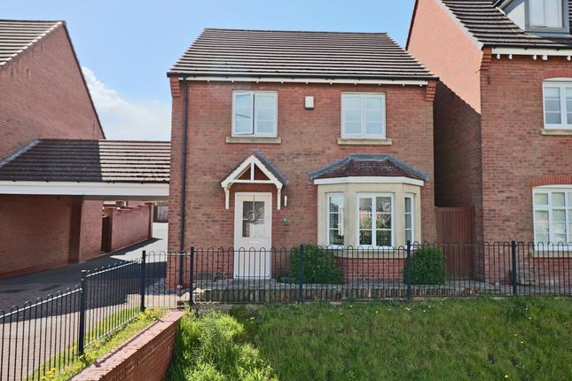 4 bed detached house for sale in Tees Court, Bingham, Nottingham NG13