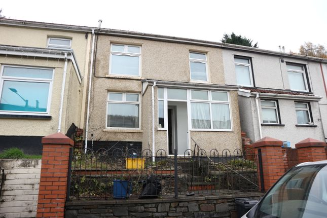 Thumbnail Terraced house for sale in Mount Pleasant, Merthyr Vale, Merthyr Tydfil
