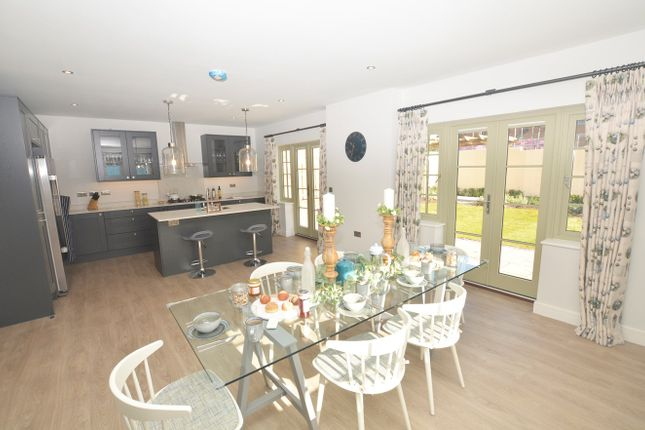 Detached house for sale in Church Farm, Rode